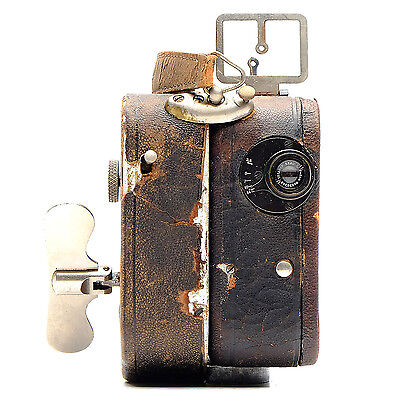 Pathex Baby 9.5mm Movie Camera with Motor