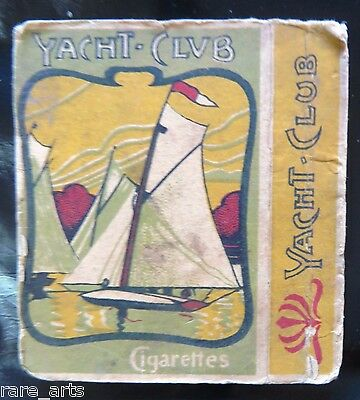 Vtg Empty Cigarette flat cover 45 brands advertise Mix Lot tobacco sign 1920-50