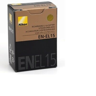 Nikon EN-EL15 Rechargeable Lithium-ion Battery Pack 27011 ,London