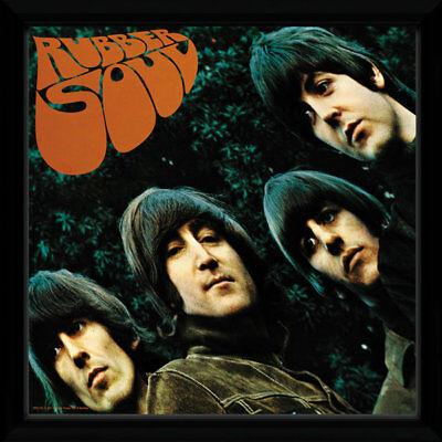 Merchandising Beatles (The) - Rubber Soul (Cornice Cover Lp)