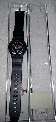 Vintage Hard Rock Cafe Watch Memphis Tennessee Location NWT Black