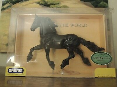 Breyer Goffert, MIB, black, 2006-8, Friesian