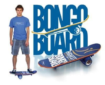 New Bongo Wobble Board Balance Trainer Ideal For Surfing Skate Snowboarding