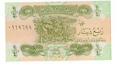 Complete set of IRAQ  banknote of sanction era 1990-2003 of Saddam all UNC nice