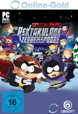 South Park Die rektakuläre Zerreißprobe - THE FRACTURED BUT WHOLE PC Uplay EU