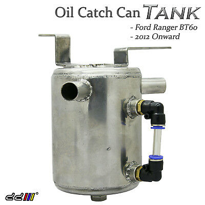 Oil Catch Can Tank Suitable [For Ranger T60 PX 2.2L Diesel_Turbo TD 11'-15']