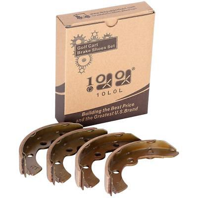 Short +Long Club Car Brake Shoes (1995-up) DS and Precedent Golf Cart 101823201