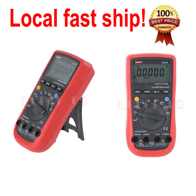 UNI-T UT61E AC DC Modern Digital Multimeter UK LCOAL FAST SHIP