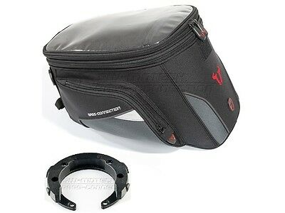 Ducati M 620 i.e Monster YR 01-06 Quick-Lock EVO Trial 22 L Tank Bag Set