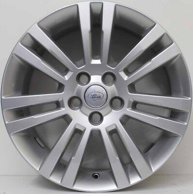 19 inch Genuine LAND ROVER DISCOVERY 4 2017 MODEL ALLOY WHEELS