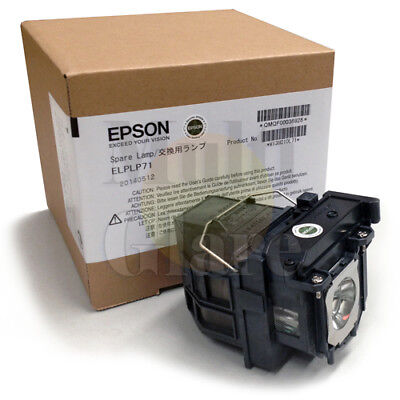 Genuine Projector Lamp Module for EPSON EB-480