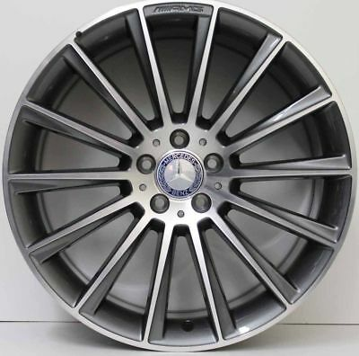 19 inch GENUINE MERCEDES BENZ AMG C250 2016 MOD SEDAN /COUPE ALLOY WHEELS