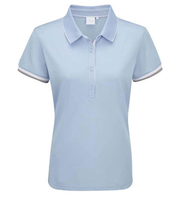 Ping Women's Nightingale Polo Blue -Brand New- Golf Top UV Protection SensorCool