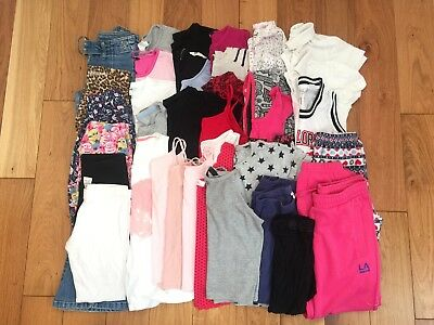 Bundle of Girls Clothes Age 9-10,10-11 Yrs