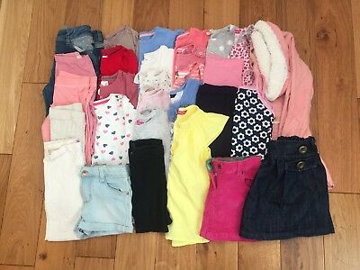 Bundle of Girls Clothes Age 5-6,6-7 Yrs