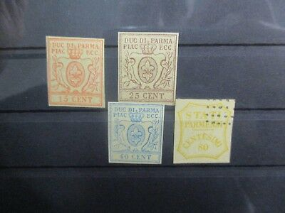 World Stamps: Old World Issues - Rare - Great Item  (A68)