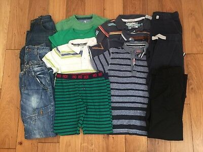 Bundle of Boys Clothes Age 8-9 Yrs