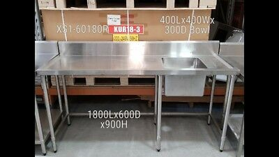Stainless Steel Sink Bench