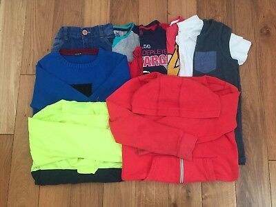 Bundle of Boys Clothes Age 11-12 Yrs Mostly Next And M&S