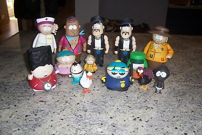 South Park Figure Collection Includes Starvin Marvin