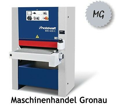 Wood power Wide-belt sanding machine BBS 630 C