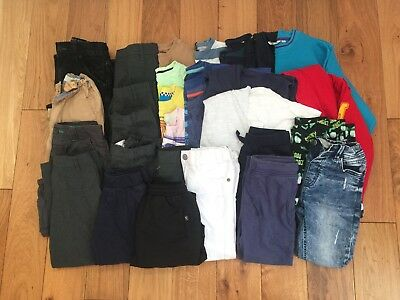 Bundle of Boys Clothes Age 4-5,5-6 Yrs