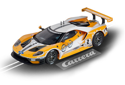 27547 Carrera Evolution Ford GT Race Car - No.2 - New & Boxed