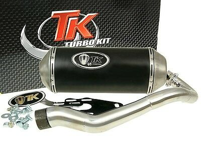 (289,99€/1Stk) AUSPUFF TURBO KIT GMAX 4T  » VESPA VESPA GTS 300IE SUPER ZAPM45