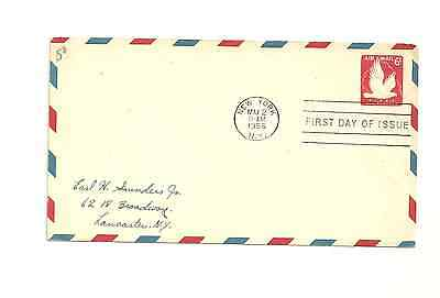 UC-25 US First Day Cover dated May 2,1956