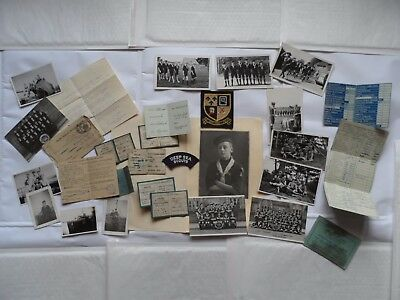 WW2 Homefront – Sea Scout, Deep Sea Scout, Photos, Scout Cards, Station Cards