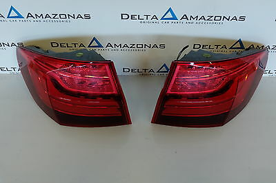 BMW F11 Taillights Tail Lights Rear Rückleuchten