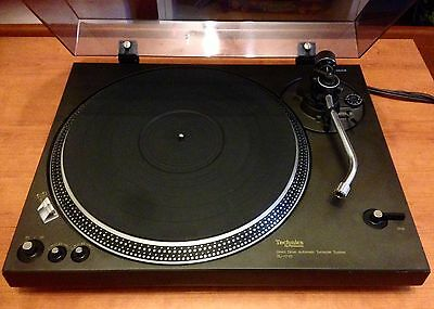 Technics SL-1710 Mk1 Direct Drive Turntable Giradischi Panasonic
