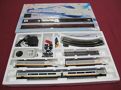 Vintage Lima Jouef OO Gauge Train Set including BR Class 373 - COLLECTABLE