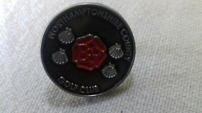 Northamptonshire County  Golf Club Ball Marker