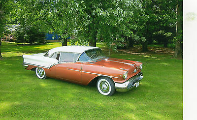1957 Oldsmobile Eighty-Eight  1957 Oldsmobile Super 88 2 DR. Hard Top