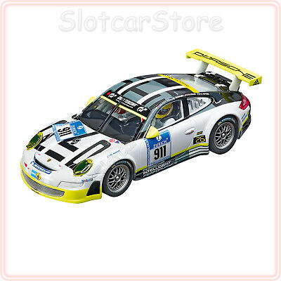 Carrera Evolution 27543 Porsche GT3 RSR Manthey Racing, No.911 1:32 Slotcar Auto