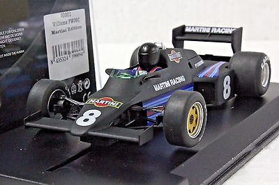 Fly 040301 Williams Fw08C F1 Martini Edition New Fly 1/32 Slot Car