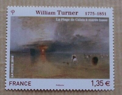 Timbre France William Turner 4438 Neuf
