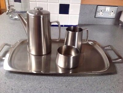 Vintage Old Hall Mid-century Robert Welch Coffee Service