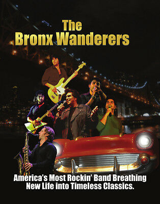 2 Tickets To The Bronx Wanderers Show In Las Vegas