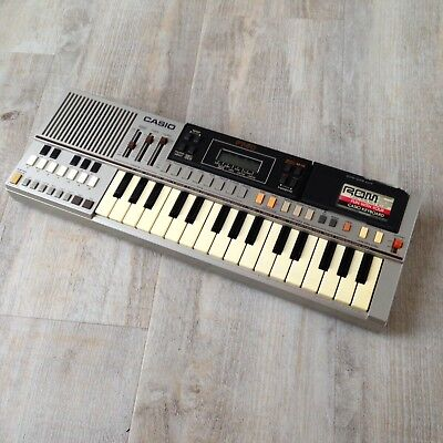 Casio PT50 Working With Rom, Box & instructions