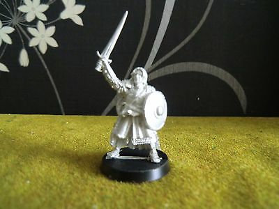 Warhammer Lotr - Armoured Boromir Of The White Tower