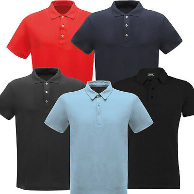 Mens Polo Shirt Shirts Regatta Heavyweight Top New Size XS From Only Bargain