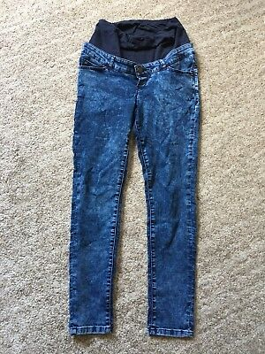 Mothercare Maternity Skinny Jeans - size 12