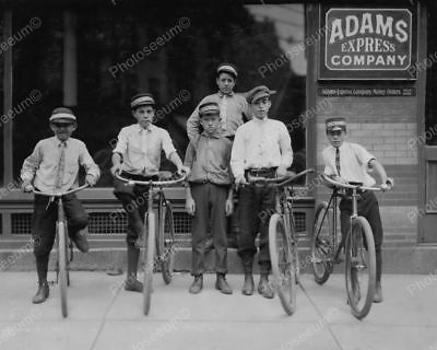 Bike Couriers Professional Photo Lab Reprint