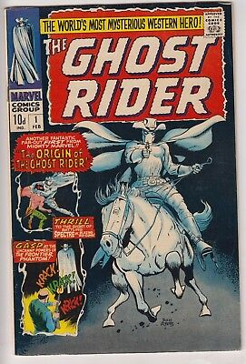 Ghost Rider (Western) #s 1 - 7 - Dick Ayres. Rare to see a FULL SET on UK ebay.