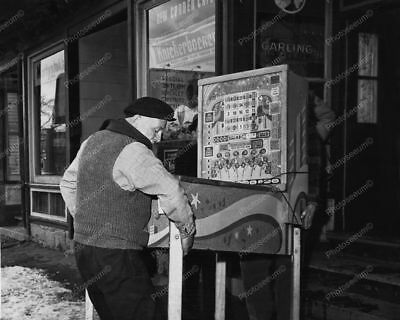 Broadway Bingo Machine Confiscated Pinball Professional Photo Lab Reprint