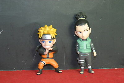 Lot of 2 Naruto Action Figures