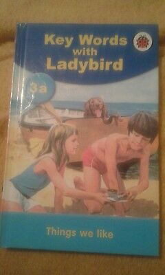 ladybird key words book