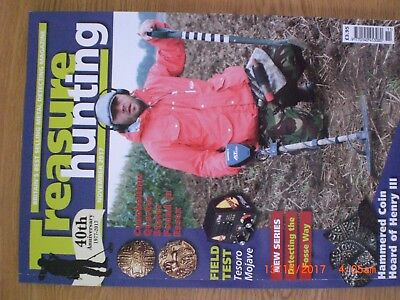 Treasure Hunting NOVEMBER 2017 Metal Detecting Magazine